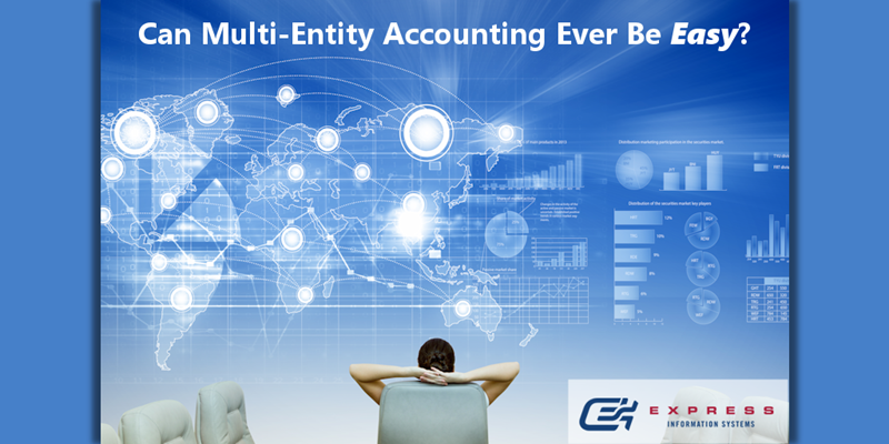 Can Multi-Entity Accounting Ever Be Easy? - Express